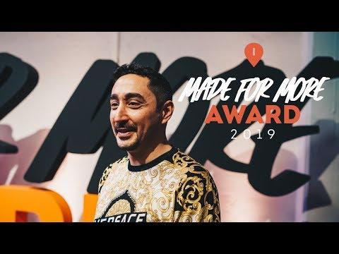 Game Changer Award für Fußballfans vs. Homophobie I Eko FreshI Made For More Award 2019 ISportScheck