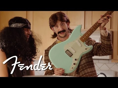 Shlohmo + WEDIDIT | The Offset Film Series | Fender