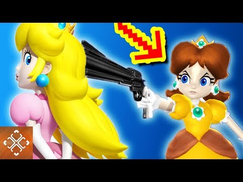connectYoutube - 6 Seriously TERRIBLE Things Princess Daisy Has Done