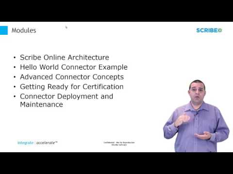 Scribe CDK Training Part 1 - Introduction