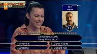 Kim Milyoner Olmak ister Irem Tüzemen 201. Bölüm 05.04.2013