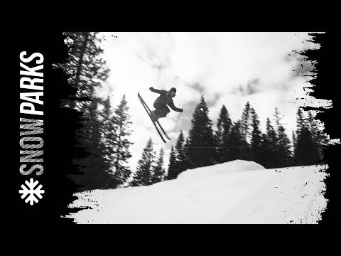 SkiStar Snow Parks - How to - 540