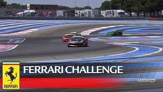 Ferrari Challenge Europe – Le Castellet 2017, Coppa Shell Race 1