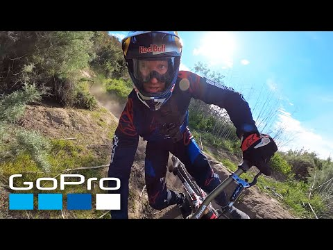 GoPro: Aaron Gwin MTB Laguna Beach Trail Run