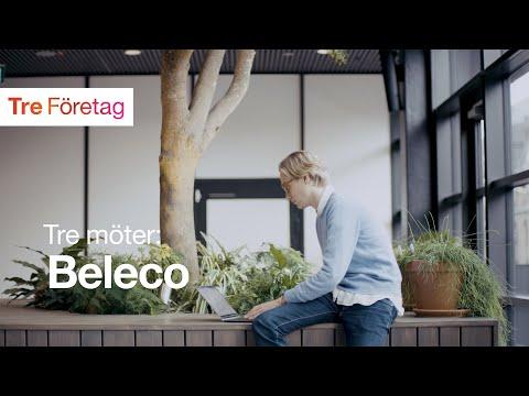 Tre möter Beleco – Trailer | Tre Företag