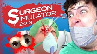 EYE TRANSPLANT - Surgeon Simulator iPAD Edition!