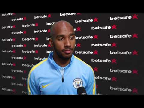 Fabian Delph on Sunderland win