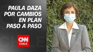 """Paula Daza descarta exigir PCR negativo para viajar en vacaciones: """"Crea una falsa confianza"""""""