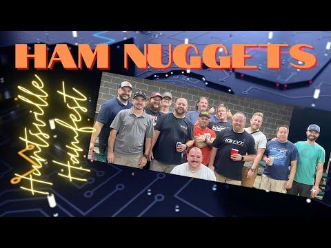 Ham Nuggets Live! Huntsville Hamfest Theme Night Wrap-Up