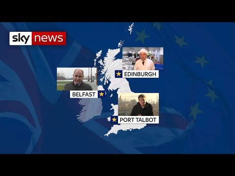 How Brexit will affect people across the nation