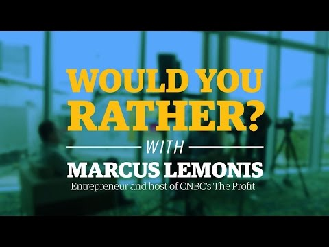 Marcus Lemonis Plays Would You Rather with The UPS Store