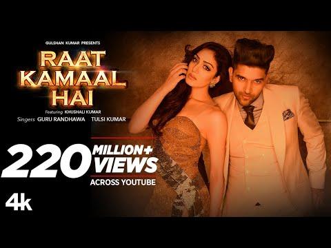Raat Kamaal Hai-Guru Randhawa Video Song With Lyrics | Mp3 Download