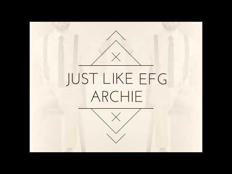 EFG Archie – we are all different