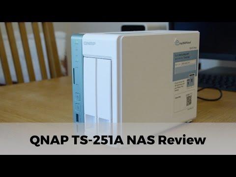 QNAP TS 251A NAS Review