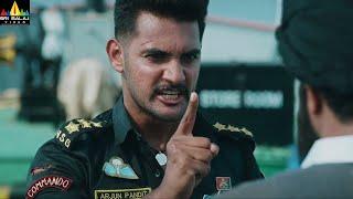 Operation Gold Fish Movie Climax Scene | Aadi, Sasha Chettri | Latest Movie Scenes @SriBalajiMovies - SRIBALAJIMOVIES