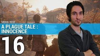 Vidéo-Test : A PLAGUE TALE : Le jeu à qui tout sourit ? | TEST