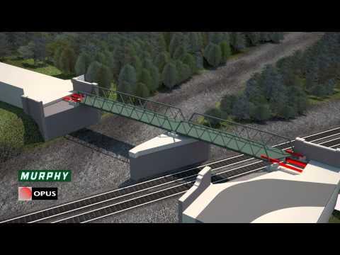 UK Rail Network Animation