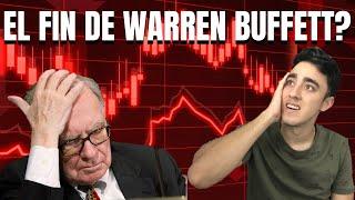 ?NO inviertas como WARREN BUFFETT, TE IRÁ MAL????   Te explico POR QUÉ...??
