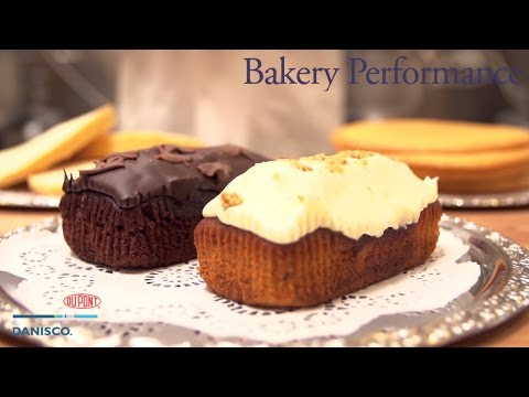 Bakery Performance | Cake gels make a great cake