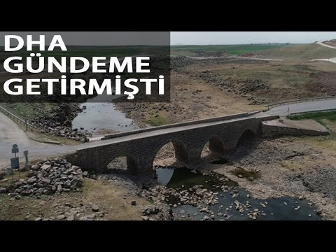 4 kemerli Dilaver Köprüsü Araç Trafiğine Kapatıldı