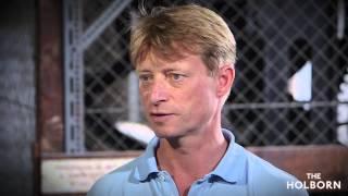The Holborn Interviews - Daniel Chamier, Chapman Bags