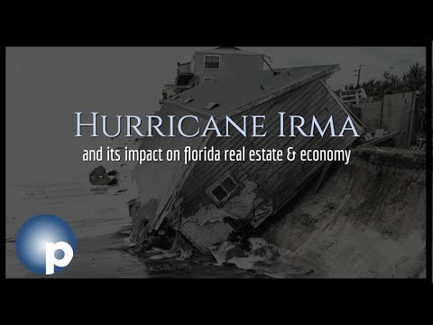 Hurricane Irma and its Impact on Florida's citizens, Real Estate and the Economy