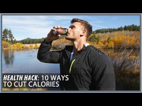 10 ways to Cut Calories: Health Hacks- Thomas DeLauer