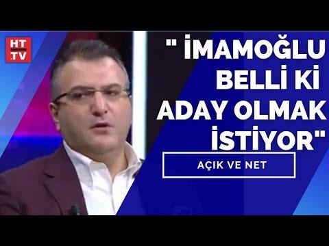 İmamoğlu CHP'ye mesaj mı verdi? Gazeteci Cem Küçük yanıtladı