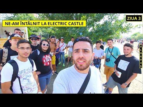 Întâlnirea cu #IONESQUAD-ul la ELECTRIC CASTLE | Ziua 3
