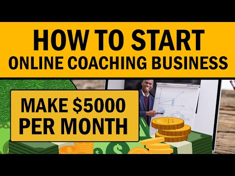 How to Start an Online Coaching Business in 2021