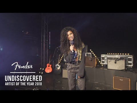 Final   Undiscovered Artist of the Year 2018   Fender