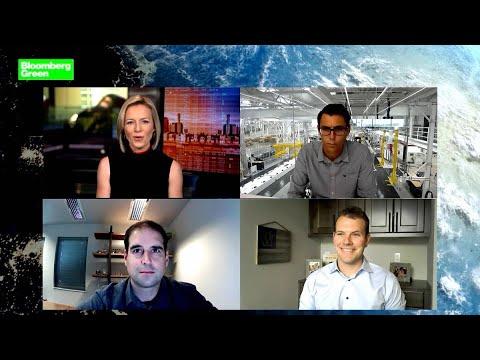 Rivian CEO Scaringe, Former Tesla CTO Straubel, Amazon on New EV Ventures