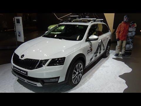 2018 Skoda Kodiaq Scout 2.0 TSI 180 DSG7 - Exterior and Interior - Auto Show Brussels 2018