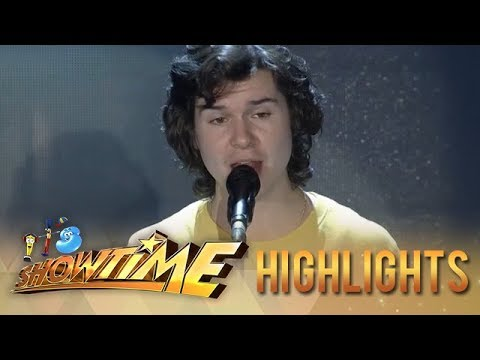It's Showtime: Lukas Graham performs for the first time on It's Showtime stage!