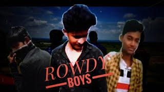 Rowdy boys telugu short film trailer 2020 - YOUTUBE