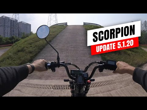 Juiced Scorpion Production Update - May 1, 2020