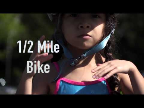 Napa Valley Kids Triathlon Promo