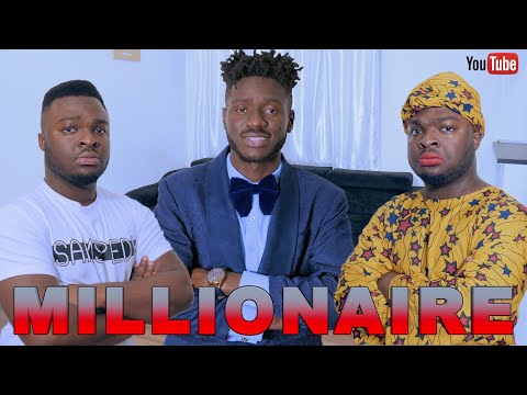 AFRICAN HOME: MILLIONAIRE
