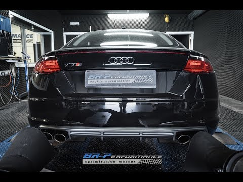 Audi TT-S 8S 2.0 TSi 310Hp Stage 2 By BR-Performance