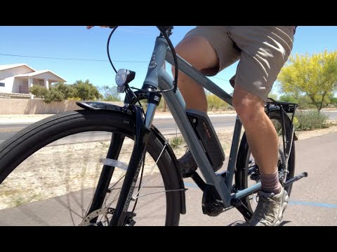 Raleigh Misceo iE Electric Bike Review: Economical eCommuter