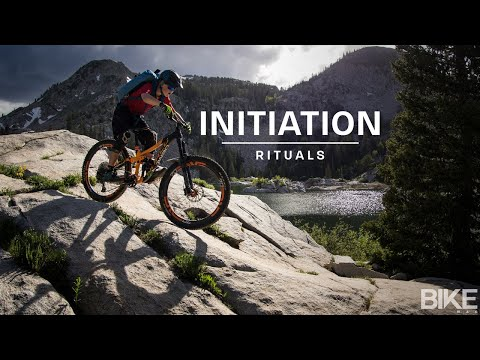INITIATION: Growing Up in the Wasatch Mountains