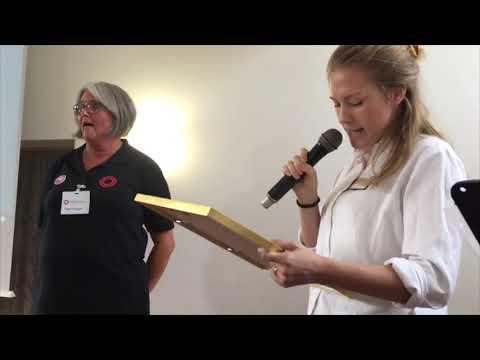 Årets FUB aktivist 2019 Inger Myrén