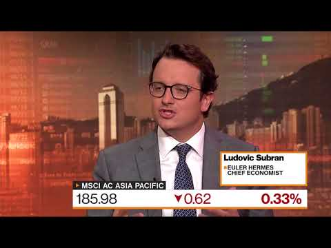 [Interview] Ludovic Subran on Bloomberg Asia Pacific