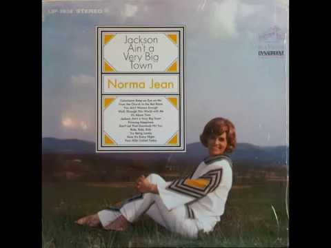 Norma Jean -  It's About Time