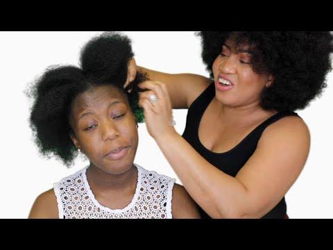 💄HAIR AND MAKEUP TRANSFORMATION| JURLLYSHE HAIR| BIRTHDAY HAIR AND MAKEUP GLAM