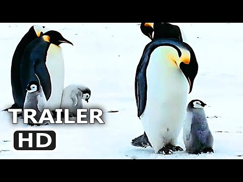 connectYoutube - MARCH OF PENGUINS 2 Official Trailer (2018) Nature Documentary Movie HD