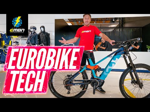 The Best New E-MTB Tech From Eurobike 2019