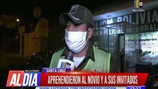 Intervinieron una fiesta matrimonial en Santa Cruz por violar la cuarentena