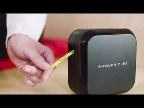 Brother P-touch CUBE Plus merkemaskin