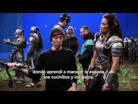 WARCRAFT: EL ORIGEN - Paula Patton